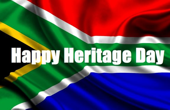 Enjoy Heritage Day!